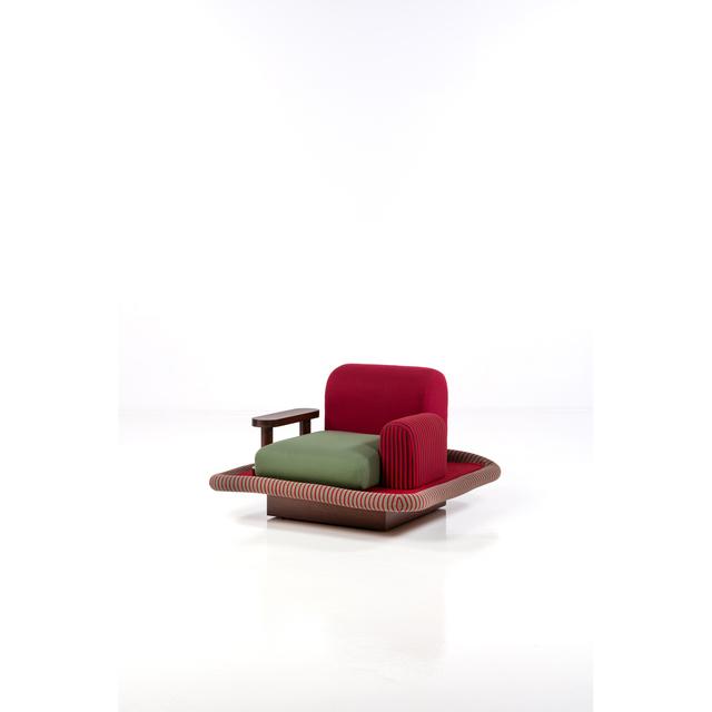 Ettore Sottsass, 'Tappeto Volante; Armchair', 1974-1975, PIASA