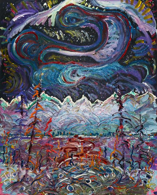 , 'Aurora Borealis,' 2014, Oeno Gallery