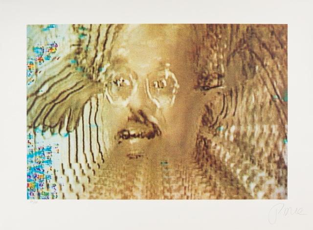 Nam June Paik, 'Allen in Vision', 1990, Forum Auctions