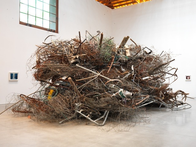 , 'Infinite Jest,' 2012, Brant Foundation