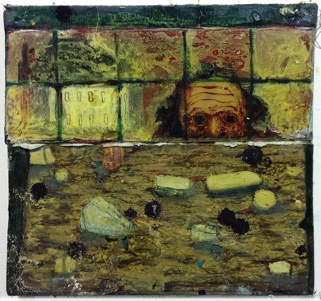 , 'Cezanne's cheese board,' 2015, FELDBUSCHWIESNERRUDOLPH
