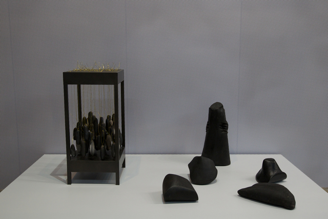 Anna Maria Maiolino, 'More than 50, Prepositions series', 2008, Gwangju Biennale