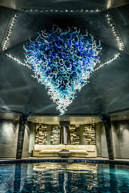 Dale Chihuly, '2k piece Chandelier 12x12' Includes Install worldwide Glass Art B/O', 2000, Modern Artifact