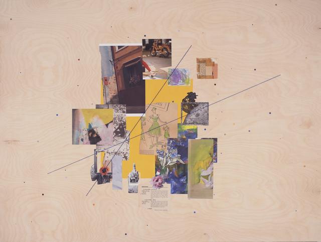 Emily Hoerdemann, 'Chrome Yellow (Mitchell)', 2019, Garis & Hahn