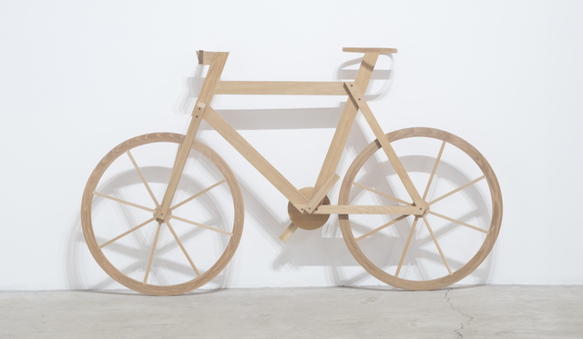, 'Bicycle,' 2017, DENK Gallery