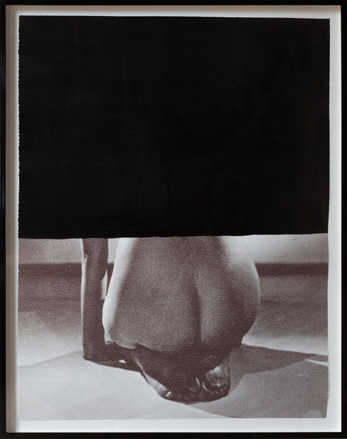 , 'Damned #2,' 2019, Corkin Gallery