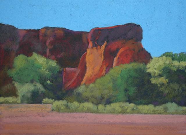 , 'Red Rocks,' , Ventana Fine Art