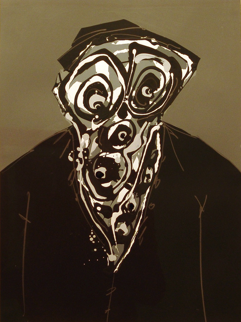 , 'Luis Nº4,' 1982, Fernández-Braso