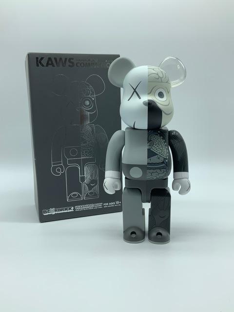KAWS, 'KAWS Dissected Companion 400% (Grey)', 2010, DIGARD AUCTION