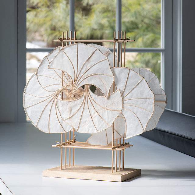 , 'Gingko (pedestal),' 2019, browngrotta arts