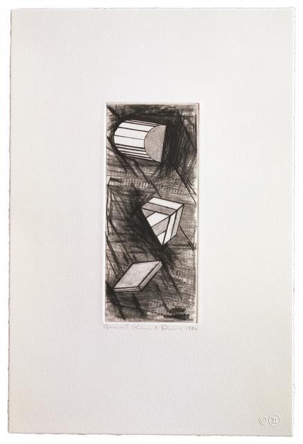 , 'Drypoint Nu,' 1981, Gemini G.E.L.
