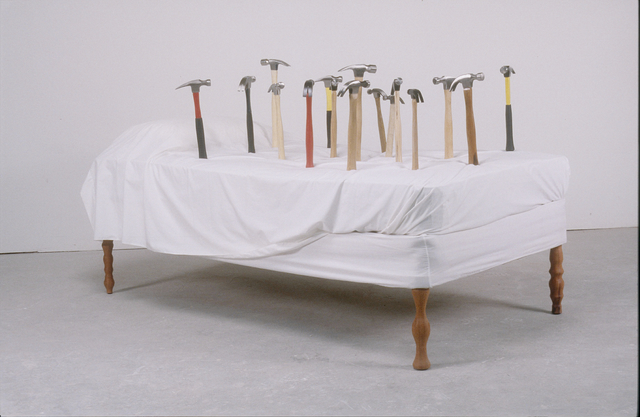 Anastasia Pelias, 'One Divine Hammer', 1996, Jonathan Ferrara Gallery