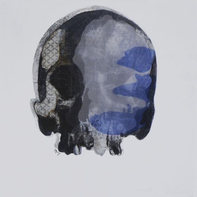 , 'Tanatos XI,' 2016, Galería Nudo