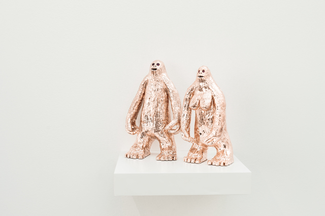 , 'The Royal Bigfoots,' 2018, The Rooster Gallery