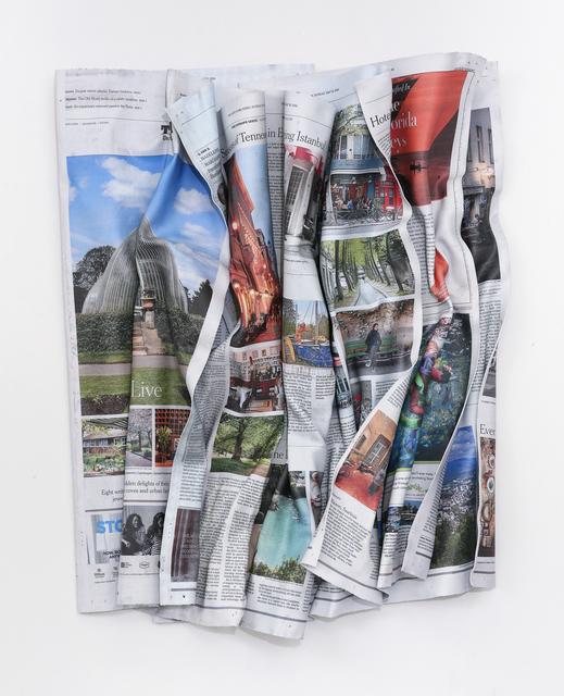 , 'Paul Rousso New York Times Travel 5-15-16,' 2016, Galerie de Bellefeuille