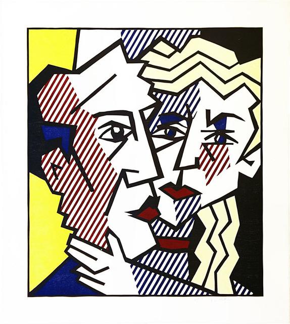 Roy Lichtenstein, 'THE COUPLE', 1980, Marcel Katz Art