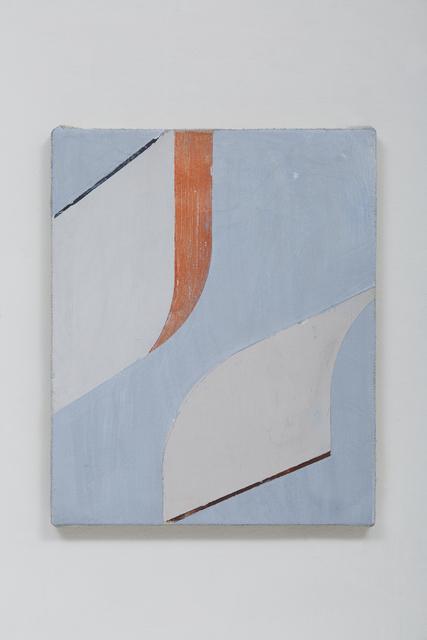 , 'Vela Vermelha,' 2015, Galeria Nara Roesler