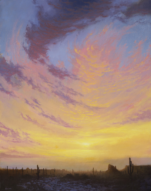 , 'Catalina Sunset, Arizona,' , Rehs Contemporary Galleries