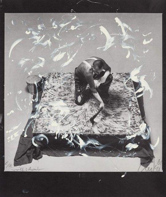 Günther Uecker, 'Entwicklung eines Werkes II', 1981, ARTEDIO