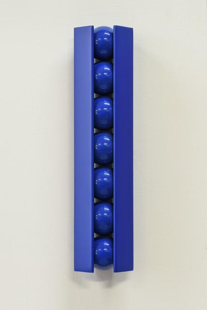 , 'Blue,' 2015, Flowers