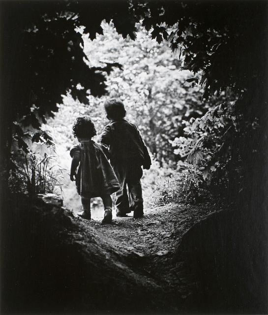 , 'The Walk to Paradise Garden,' 1946, Boca Raton Museum of Art