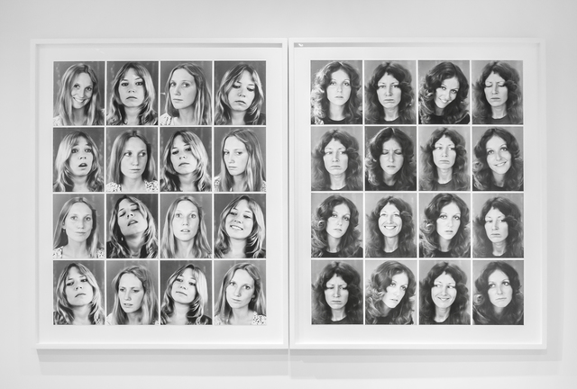 , 'Blondes/Brunettes,' 1972, Sperone Westwater