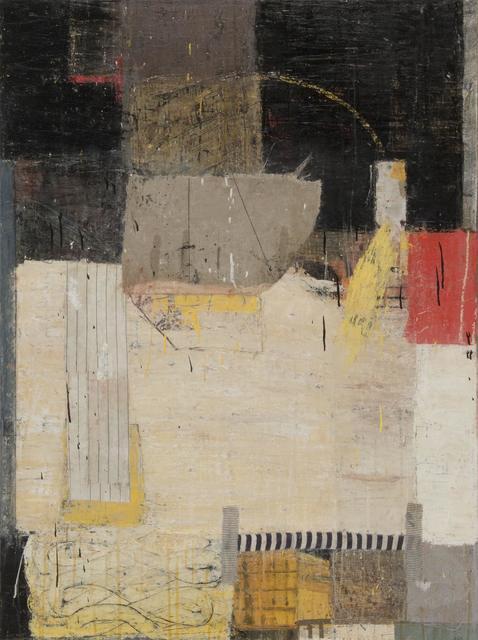 , 'Primary: essential; fragmentation,' 2017, M.A. Doran Gallery