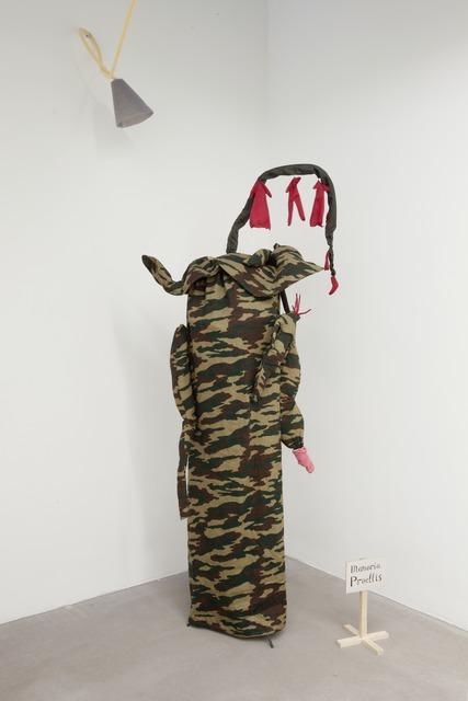 , 'Memoria Proeliis,' 2015, AKINCI