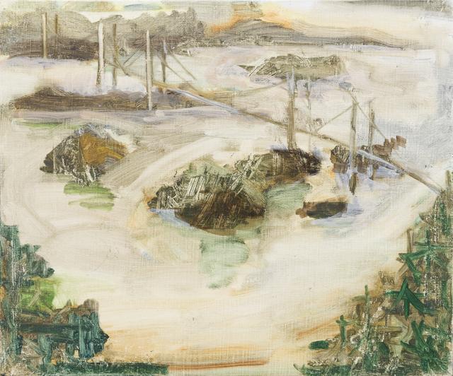 , 'Honshu-Shikoku Bridge,' 2017, Galería Arteconsult