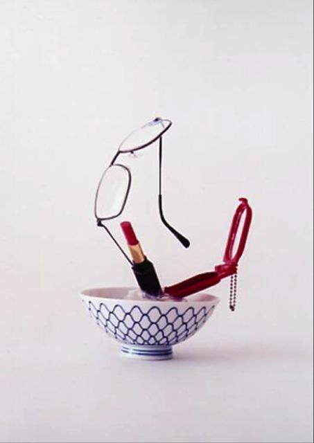 , 'Lippenstift Moribana,' 2006, Anita Beckers