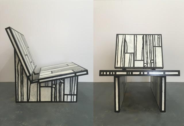 , 'White Chair,' 2015, Studio SALES di Norberto Ruggeri