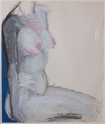 , 'Isla Negra No. 8,' 1987, Elins Eagles-Smith Gallery