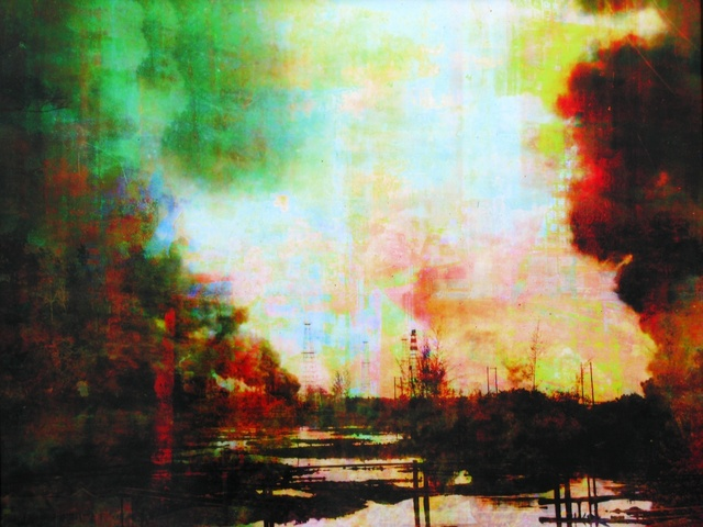 Sarah Nind, 'Re: Fire', 2010, Newzones
