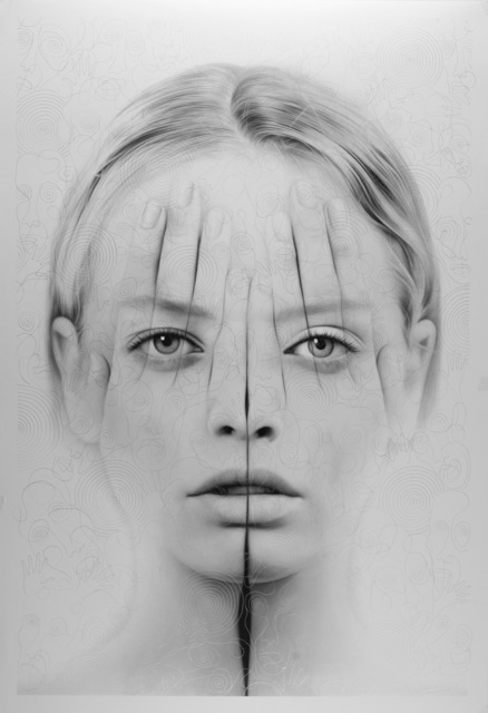 TIGRAN TSITOGHDZYAN, 'White Mirror II Reimagined', 2019, FREMIN GALLERY