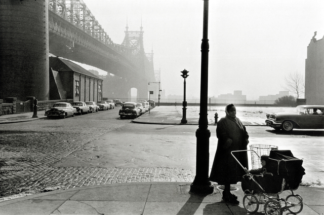 , 'Queensborough Bridge, New York City,' 1955, Bruce Silverstein Gallery