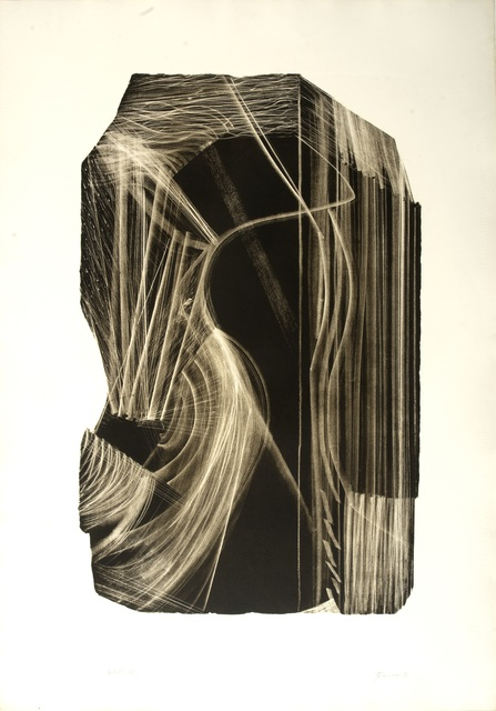 , 'ELECTRE,' 1981, Galerie du Griffon