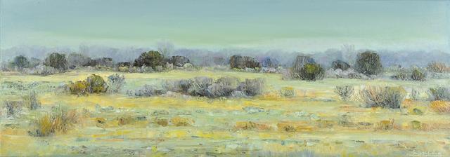 , 'Early Morning Horiozon,' 2018, Mark White Fine Art