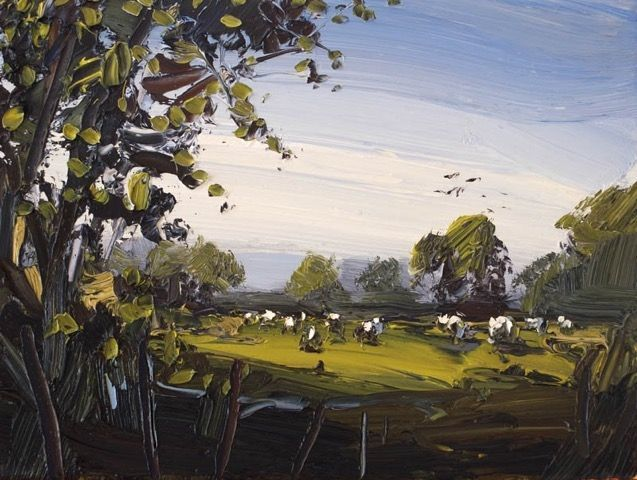 Robert Newton, 'Early Morning Light', 2018, Lime Tree Gallery