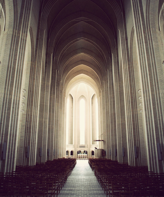, 'Grundtvigs Church: The Aisle,' , ArtStar