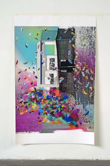 ", '""Landscape + Ruins"" #1,' 2011, Casa Nova Arte e Cultura Contemporanea"