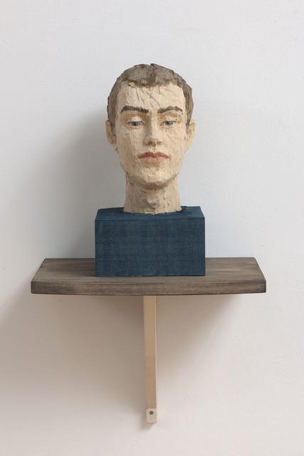 , 'Head 8,' 2011, AKINCI