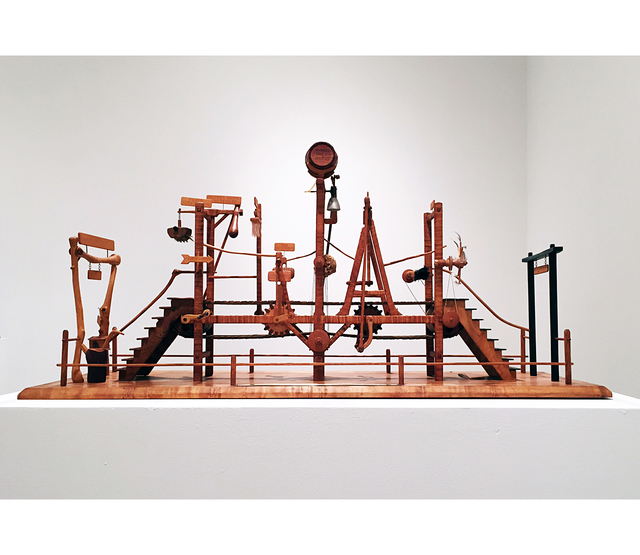 , 'Dr. Lucifer's Eternal Youth Machine,' 1985, Allan Stone Projects