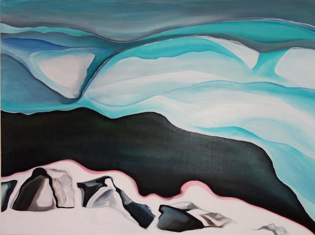 , 'Glacier Cave ,' 2016, InLiquid