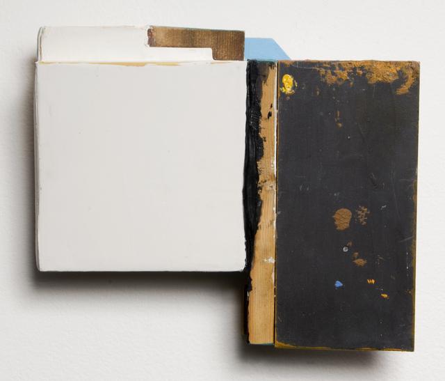 Julie Graham, 'Stanza with Blue', 2013, Clark Gallery