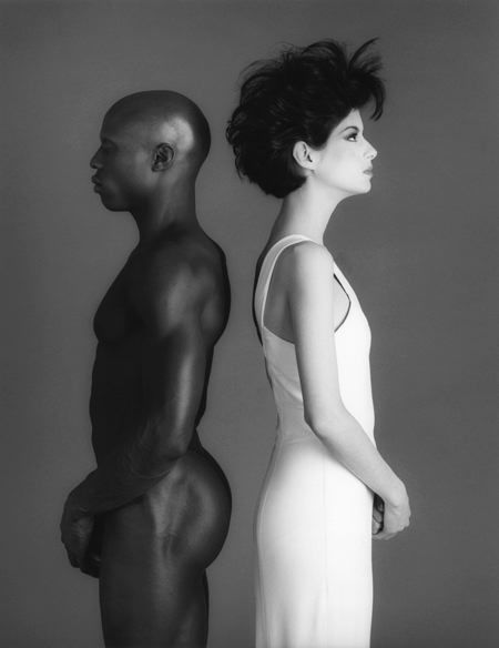 , 'Jill Chapman and Ken Moody,' 1983, Galerie Thaddaeus Ropac