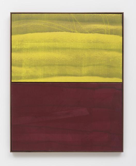 , 'Domestic Color Field #2,' 2016, Roberts & Tilton