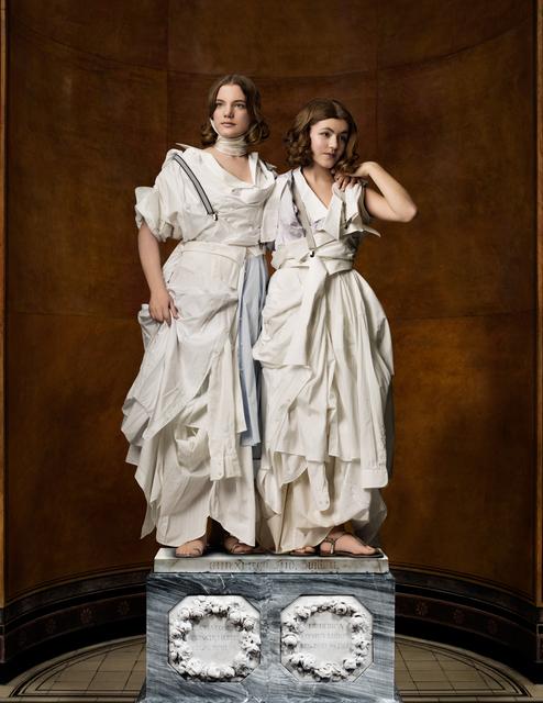 , 'Leonie and Luise (Ed. 1/3),' 2016, Cadogan Contemporary
