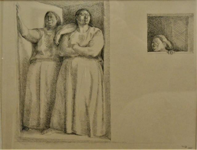 , 'El Umbral,' 1965, Stern Fine Art