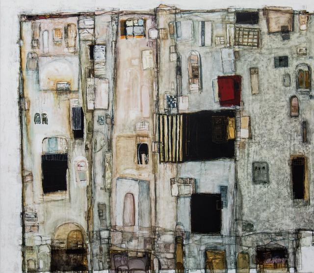 , 'Floating City II ,' 2017, Addis Fine Art