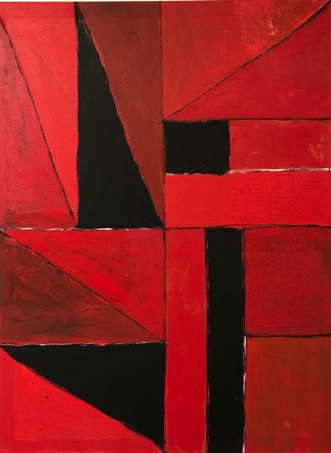 Sam Fryer, 'Untitled, Red', 2017, ABXY